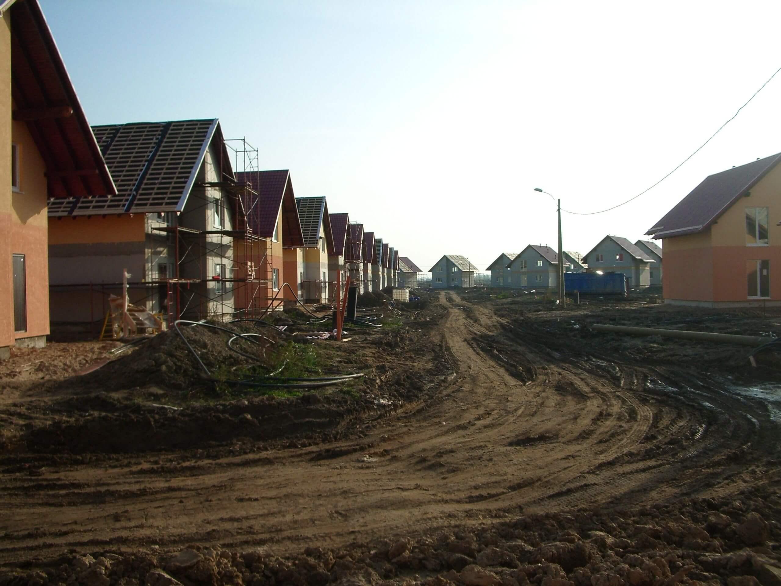жилой комплекс новая ижора фото
